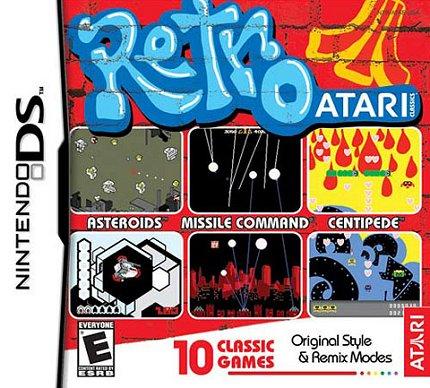 Retro Atari Classics DS