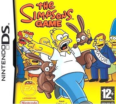 simpsons games online