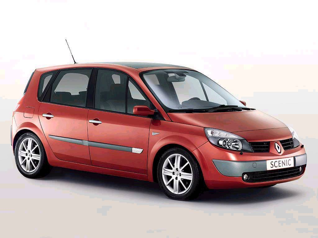 fan site for the utterly wonderful renault scenic